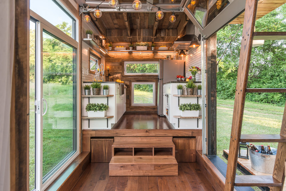 Tiny Home Downsizing