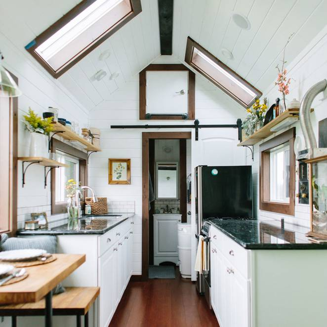 Luxury Tiny Homes