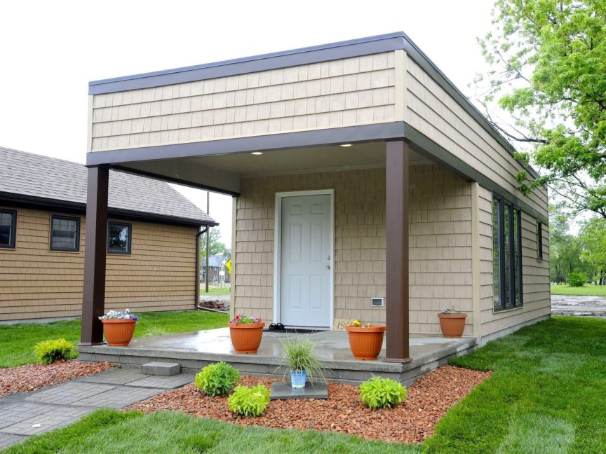 Detroit Builds Tiny Homes to Help Low-Income Workers Become Homeowners