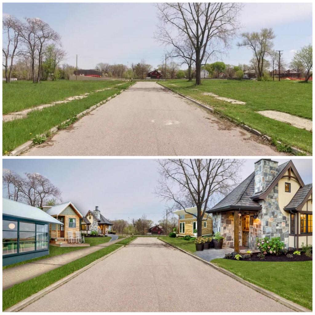 detroit-tiny home block