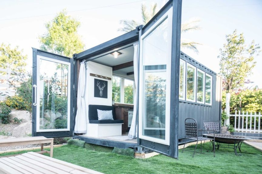 made interior design small homes made from shipping containers interior design Shipping Container Tiny Home